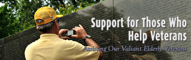 Support for Those Who Help Veterans